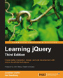 Learning jQuery, Third Edition book
