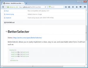 BetterSelecter