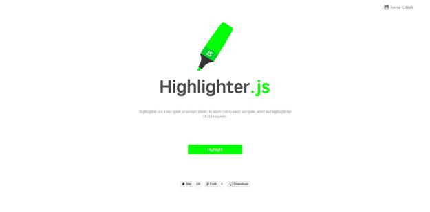 Highlighter.js