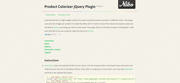 ProductColorizer