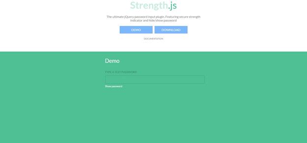 Strength.js