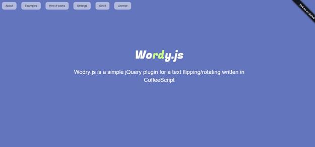 Wodry.js