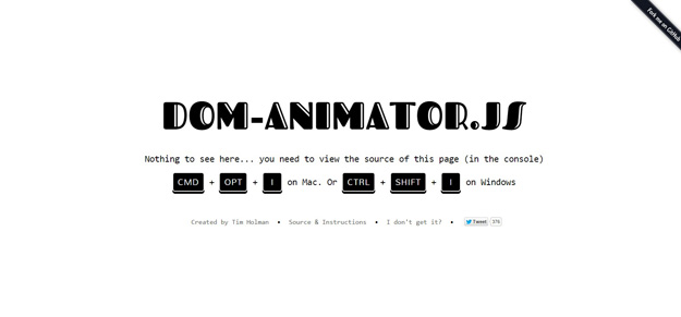 dom animator