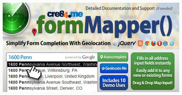 form mapper