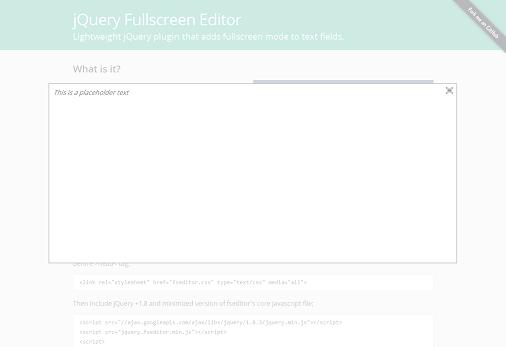 jQuery_Fullscreen_Editor