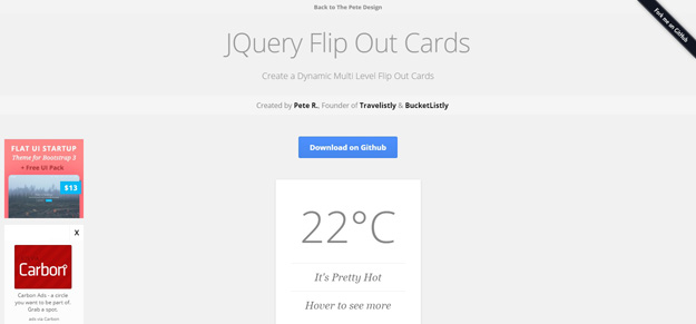jquery flipout cards
