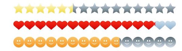 jquery-rating-plugins