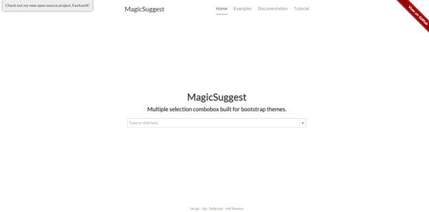 magic suggest