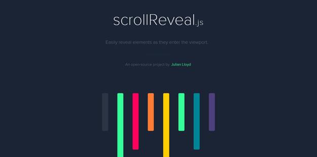 scrollrevealjs